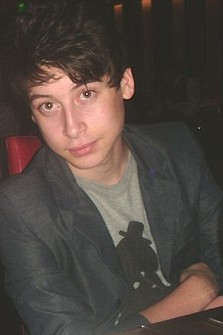 16 year old brit genius: Nick D'Aloisio